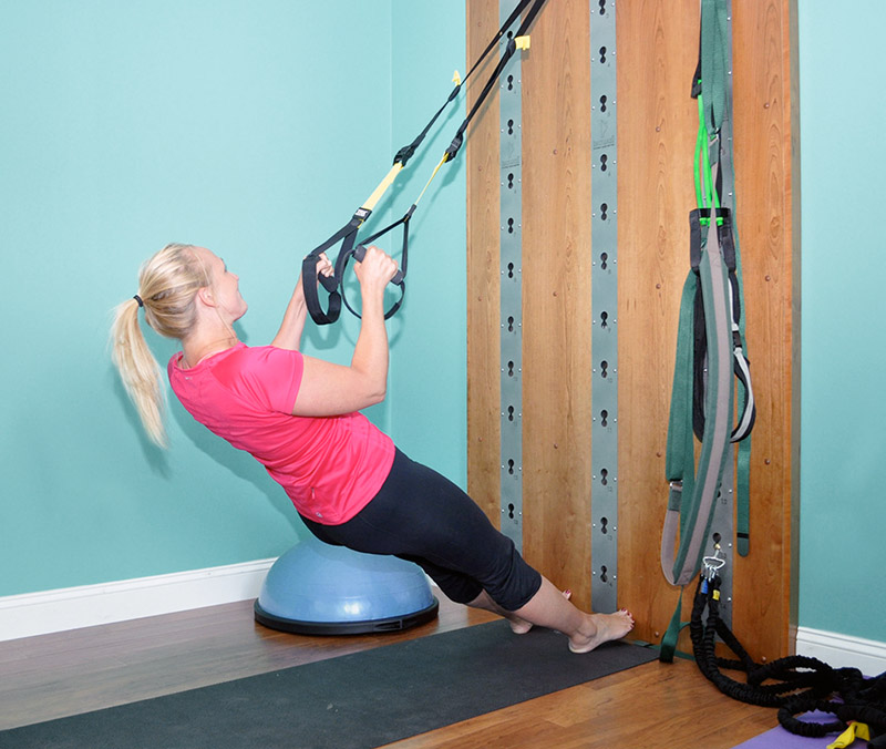 Easy Home Exercise Equipment: Resistance Training In Home With The Isawall