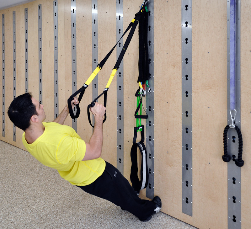 Isometric Exercises Equipment: Awesome Isometrics On Isawall: Even More Off-The-Wall